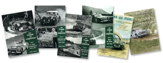TR5: Racing history
